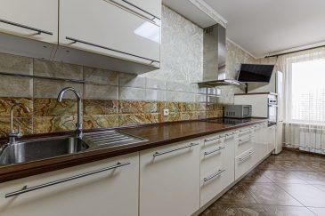 Пример уборки кухни